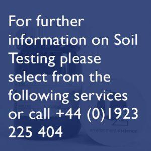 i2 Analytical Soil Testing