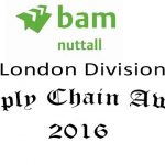 Supply Chain Awards 2016