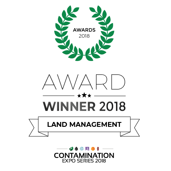 i2 Analytical Land Management Award