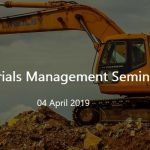 i2 Analytical Supporting the CIWEM Materials Management Seminar – 4th April, London