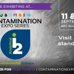 i2 Analytical exhibiting at the Contamination Expo Series – 11th & 12th September 2019, Birmingham