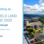 i2 Analytical exhibiting at Brownfield Land Scotland 2020