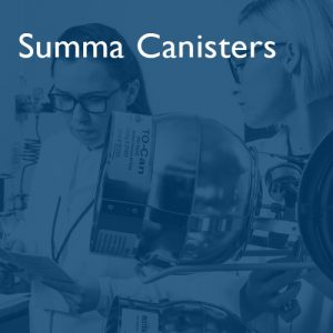 Summa Canisters at i2 Analyticaol