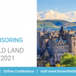 i2 Analytical are proud to be sponsoring and presenting at Brownfield Land Scotland on the 2nd & 3rd February